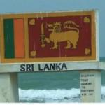 スリランカ最北端
