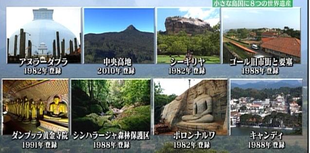 8つの世界